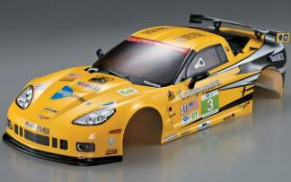 Killerbody Chevrolet CORVETTE GT2 Rally Racing Karosserie