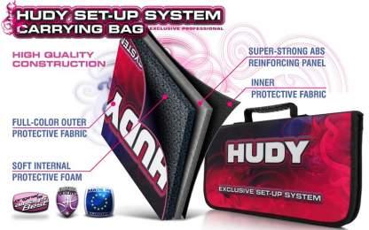 HUDY Komplett Setup-System