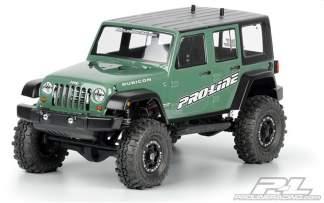 Pro-Line Jeep Wrangler Unlimited Rubicon