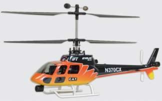 IFT Evolve 300 CX Helikopter RFR