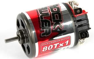 Robitronic Rock Crawler 80T Motor