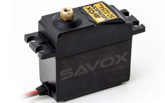 SAVÖX SC-0254 MG Digital Servo