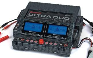 Graupner/SJ Ultra Duo Plus 60 Ladegerät