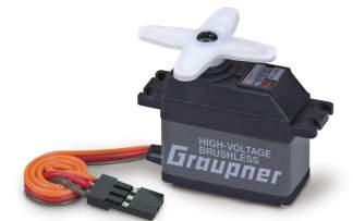 Graupner HBS 860 Brushless Servo