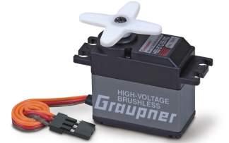 Graupner HBS 870 Brushless Servo