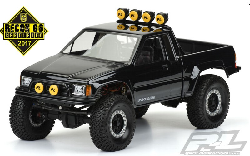 pro line 1985 toyota hilux sr5 karosserie hodis. Black Bedroom Furniture Sets. Home Design Ideas