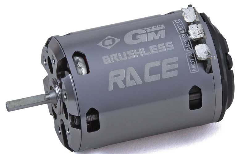 Graupner/SJ Brushless Motor GM Race 17,5T