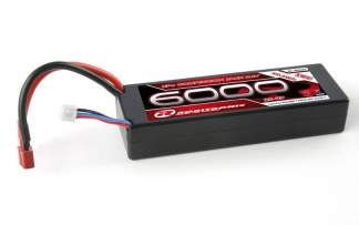 Robitronic 6000mA Racing Pack LiPo