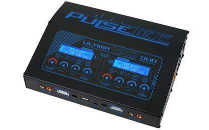 Pulsetec ULTIMA 400 DUO AC/DC Ladegerät