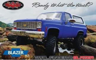 Trail Finder 2 Chevrolet Blazer Limited Edition RTR