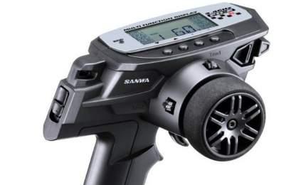 Sanwa MX-6 DRY Fernsteuerung