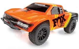 Associated SC28 Fox Factory Truck RTR
