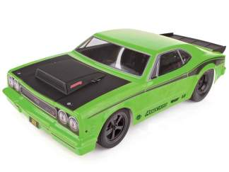 Associated DR10 Drag Race Car RTR grün