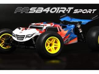 PR-Racing SB401R-T Sport Truggy 4WD Bausatz