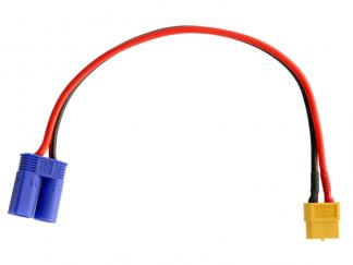 SkyRC Ladekabel XT60 auf Akku EC5
