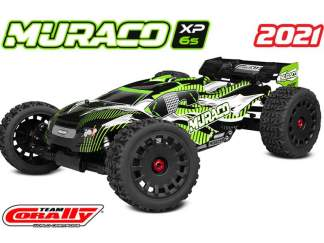 Corally Muraco XP 6S Truggy LWB 4WD RTR