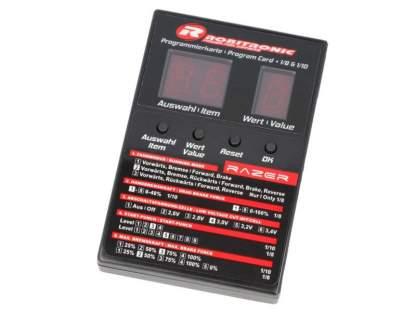 Robitronic Razer LED Programm-Box