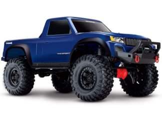 Traxxas TRX-4 Sport Crawler 4x4 RTR blau