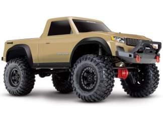 Traxxas TRX-4 Sport 4x4 Crawler RTR beige