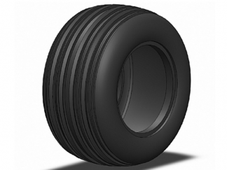 "PR-Racing Front Rille 2.2"" soft (2)"