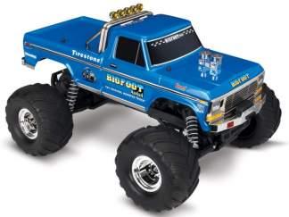 Traxxas BIGFOOT No.1 Monstertruck 2WD RTR