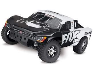 Traxxas Slash 4x4 VXL Short Course Truck RTR FOX Racing Edition