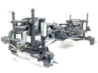Absima Crawler CR3.4 Pre-assembled Chassis