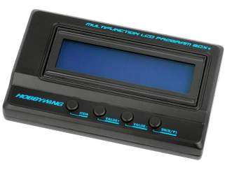 Hobbywing LCD Programmierbox G2