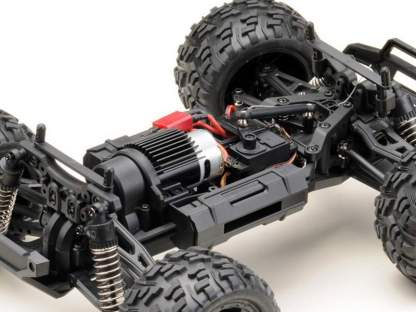 Absima Monstertruck Racing 4WD RTR rot