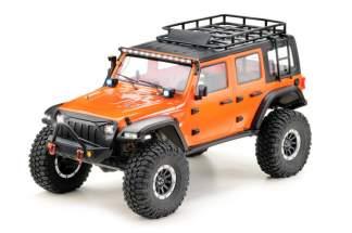Absima SHERPA CR3.4 Crawler RTR 4WD orange