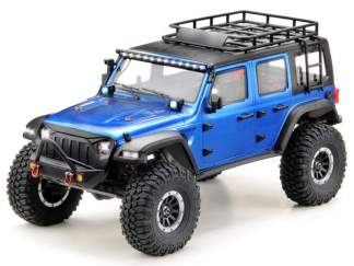 Absima SHERPA CR3.4 Crawler RTR 4WD blau
