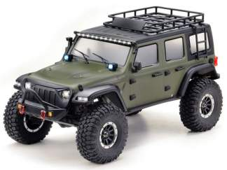 Absima SHERPA CR3.4 Crawler RTR 4WD olive