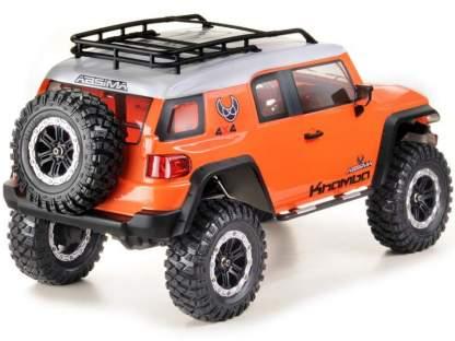 Absima CR3.4 Khamba Crawler RTR orange