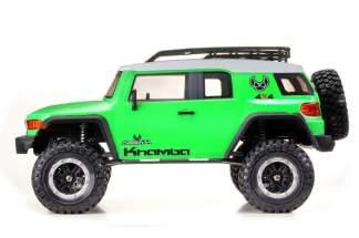 Absima CR3.4 Khamba Crawler RTR grün