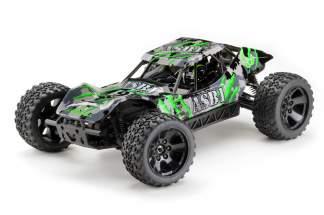 Absima ASB1 Sand Buggy 4WD RTR Camo-grün