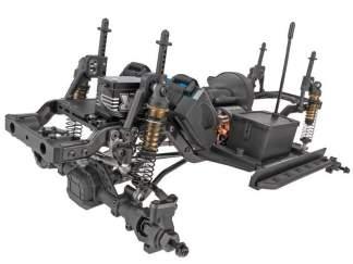 Enduro Trail Truck Builder´s Kit2